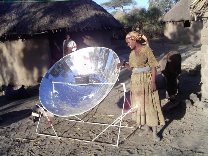 Kochen in Äthiopien
