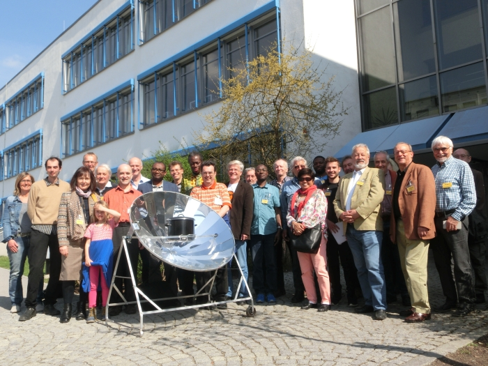 Solar Cooker Conference 2017, participants Sunday