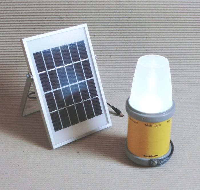 Solarlampe 1