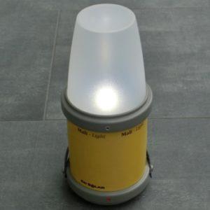 Solarlampe Mali-Light
